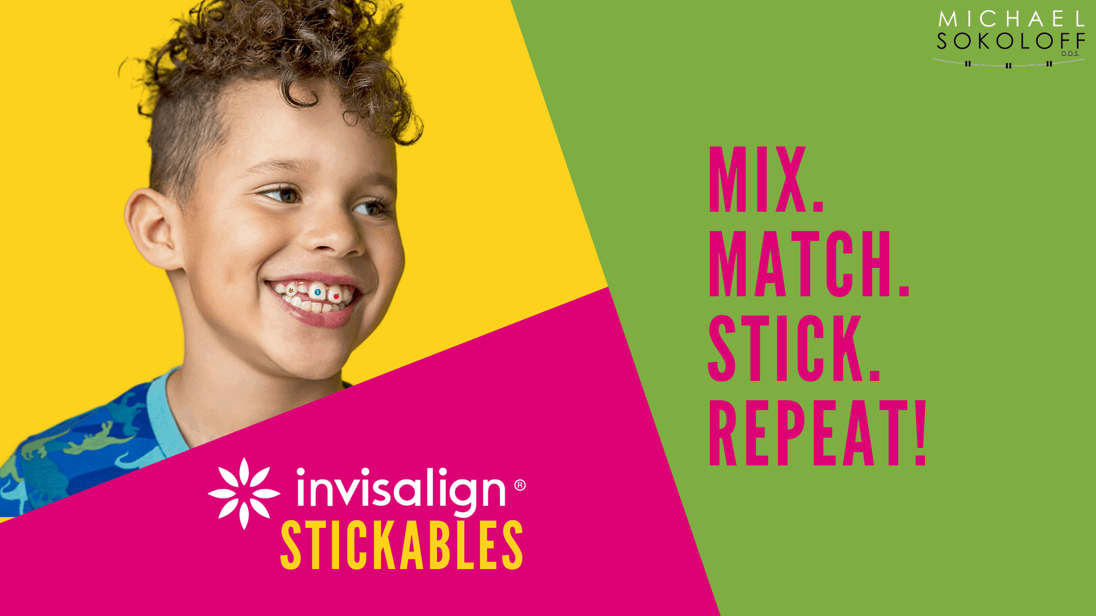 Stickables, The Newest Accessory to Your Child's Smile